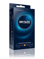 10 x MY.SIZE Condoms - Size 57