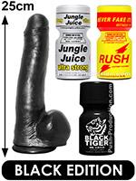 BLACK PORNSTAR PACK JEFF