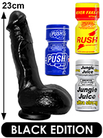 BLACK PORNSTAR PACK JEREMY
