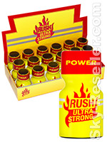 BOX RUSH ULTRA STRONG - 18 x