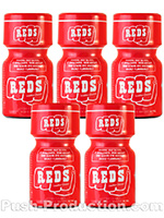 5 x REDS - PACK