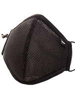 Barcode Berlin - Protective Mask Carter with Filter - Black