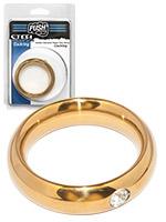 Push Steel - Golden Diamond Heavy Duty Donut Cockring