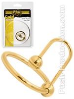 Push Gold Edition - Sperm Stopper Cock Plug