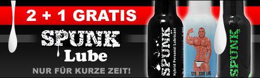 Spunk Lube 2 + 1 gratis